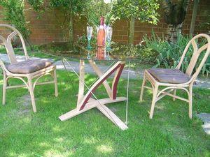 Douelledereve - entre-coeur - Garden Table