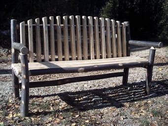 Atelier CHATERSèN -  - Garden Bench