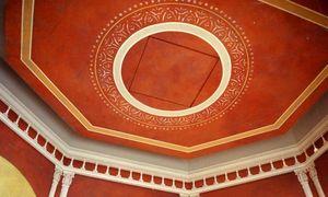 Atelier Follaco - style pompéi - Ceiling Fresco
