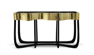 BOCA DO LOBO - sinuous - Console Table