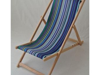 Les Toiles Du Soleil - chilienne petite dani - Deck Chair