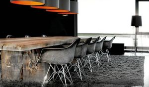 Thors-Design -  - Rectangular Dining Table