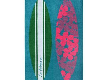 Jean Vier - côte ouest turquoise - Beach Towel