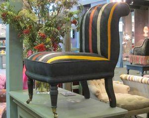 Du Long et du Lé - capucine - Fireside Chair