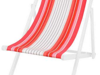 Artiga - toile artiga tokyo pour chilienne - Deck Chair