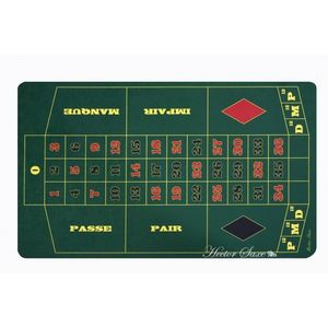 HECTOR SAXE -  - Roulette Mat