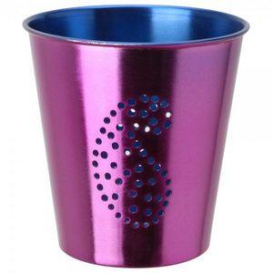 La Chaise Longue - photophore indie bleu - Candle Jar