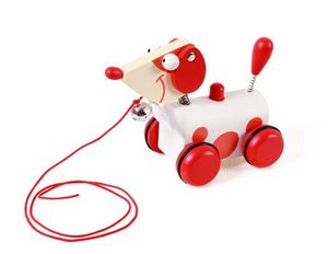 Scratch - dog jack - Drag Toy