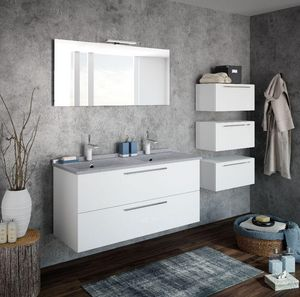 Ambiance Bain - akido-- - Bathroom Furniture