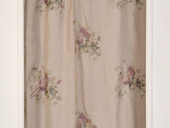 Coquecigrues - paire de rideaux fleur de rose - Ready To Hang Curtain