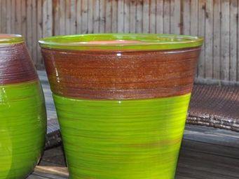 Les Poteries Clair de Terre - sioux - Flower Container