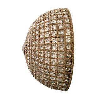 Spiridon - boucle antique - Wall Lamp