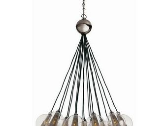 ALAN MIZRAHI LIGHTING - jk071s-36 - Chandelier