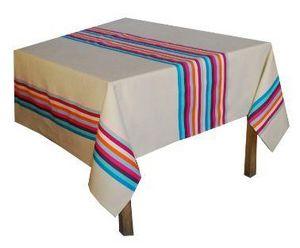 Amarelle - arc en ciel bleu  - Rectangular Tablecloth