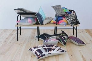LELIGNE -  - Square Cushion
