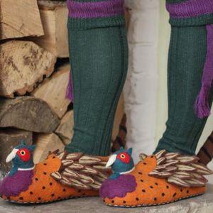 SEW HEART FELT -  - Slippers