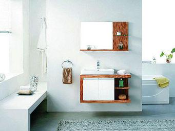 UsiRama.com - meuble salle de bain design pas cher oe 90cm - Bathroom Furniture