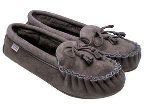 BABBI - winnetou taupe - Slippers