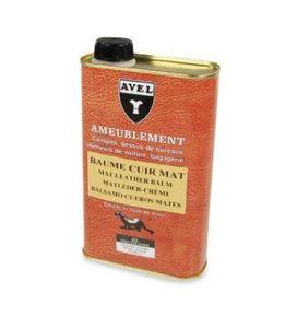VALMOUR - baume entretien cuir mat - Leather Polish