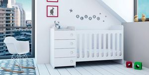 ALONDRA - mini orbit - Crib Bedding