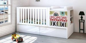 ALONDRA - vintage - Baby Bed