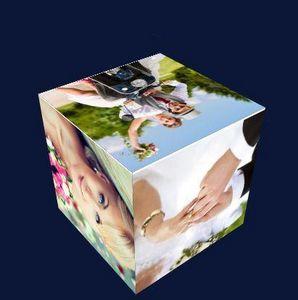 MIZ BOX -  - Multi View Picture Frame