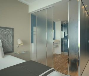 GLASSOLUTIONS France -  - Internal Sliding Door