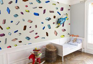 Bien Fait - carlton ivory - Children's Wallpaper