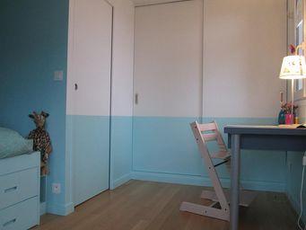Alix Delclaux - chambre enfant- - Interior Decoration Plan