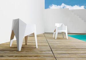 VONDOM - voxel- - Garden Armchair
