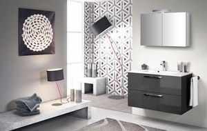 Delpha - graphic gc90d - Bathroom Furniture