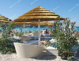 Africa Style -  - Garden Hut