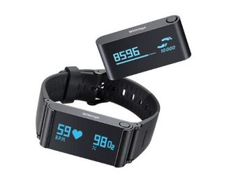Withings Europe - pulse ox - Connected Bracelet
