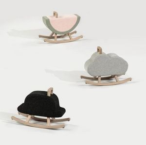MAISON DEUX -  - Rocking Toy