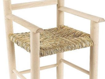 Aubry-Gaspard - fauteuil enfant en bois de hêtre - Armchair