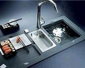 Franke - mythos - Kitchen Sink