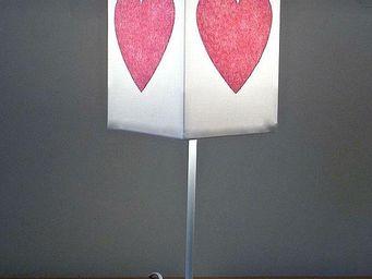 Voila Ma Maison - collection coton - Children's Table Lamp