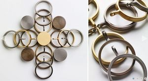 KRAVET -  - Curtain Ring