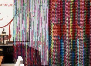KRISKADECOR - stripy thing - Door Curtain