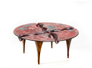 +OBJECT - round table mars - Side Table