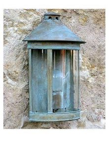 Replicata - luxembourg - Outdoor Wall Lamp