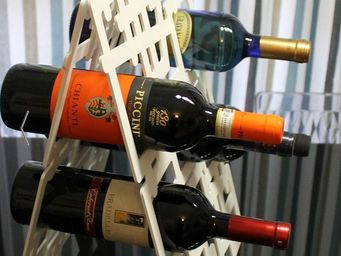 EFESTI HANDMADE IN ITALY - kaos - Bottle Rack