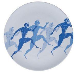 SOPHIA - olympic runners - Dinner Plate