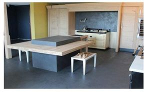 Rouviere Collection - micro-beton rouviere collection - Ground Waxed Concrete