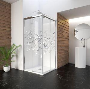 PROFILTEK -  - Shower Enclosure
