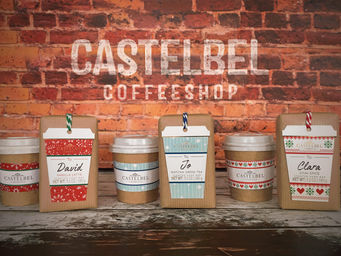 CASTELBEL - castelbel coffeeshop - Bathroom Soap
