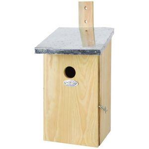 Esschert Design - nichoir observatoire mésanges bleues - Birdhouse
