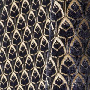 Tassinari & Chatel - -tulipes orage - Furniture Fabric