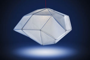 Amado Octavio - suspension - Hanging Lamp