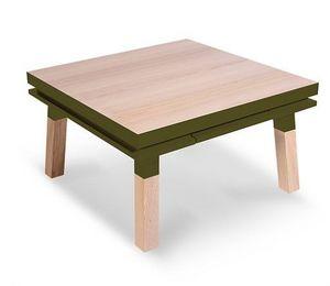 MON PETIT MEUBLE FRANÇAIS - collection egee - Square Coffee Table